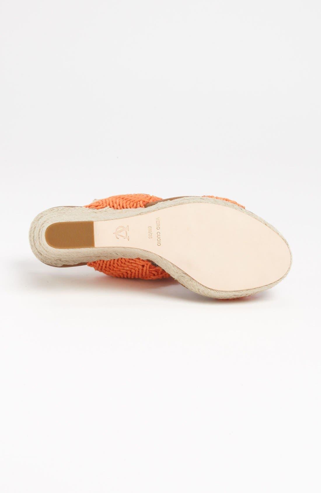 Alternate Image 4  - VC Signature 'Milo' Sandal