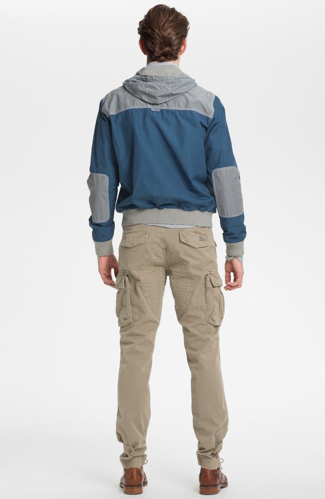 Alternate Image 5  - Gant by Michael Bastian Tattersall Check Sport Shirt
