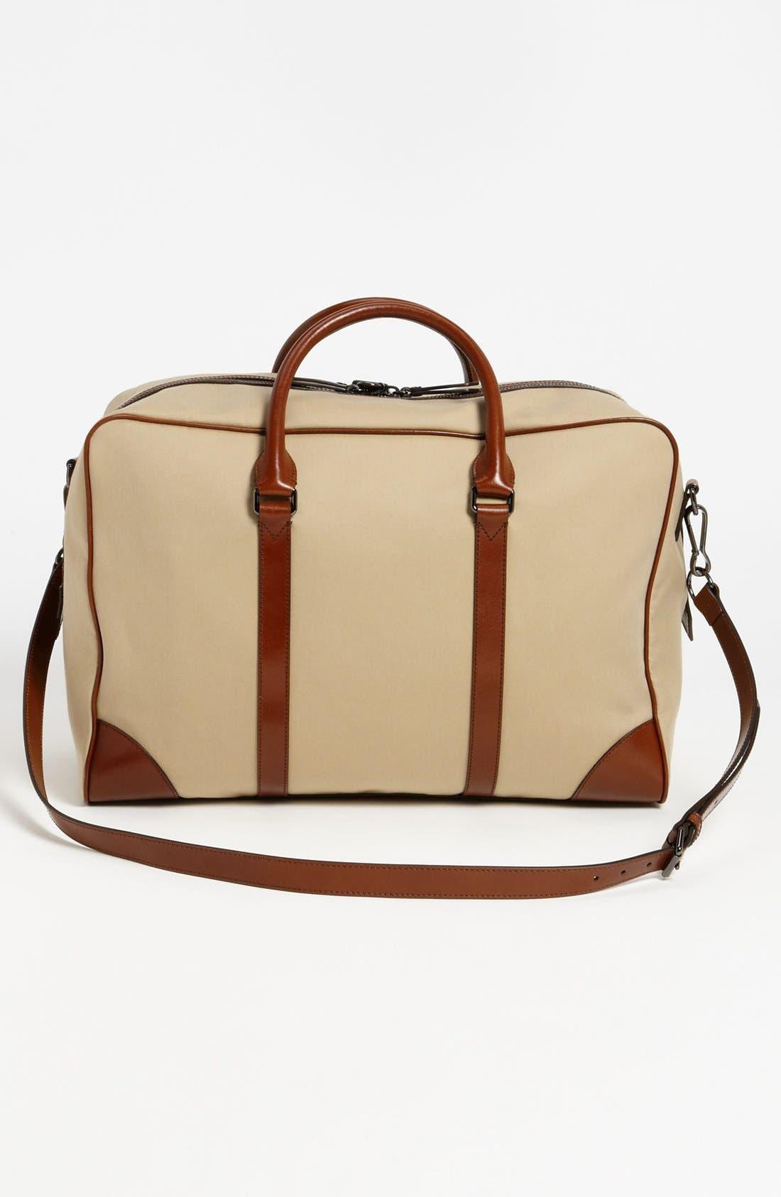 Alternate Image 2  - Burberry 'Barwood' Duffel Bag