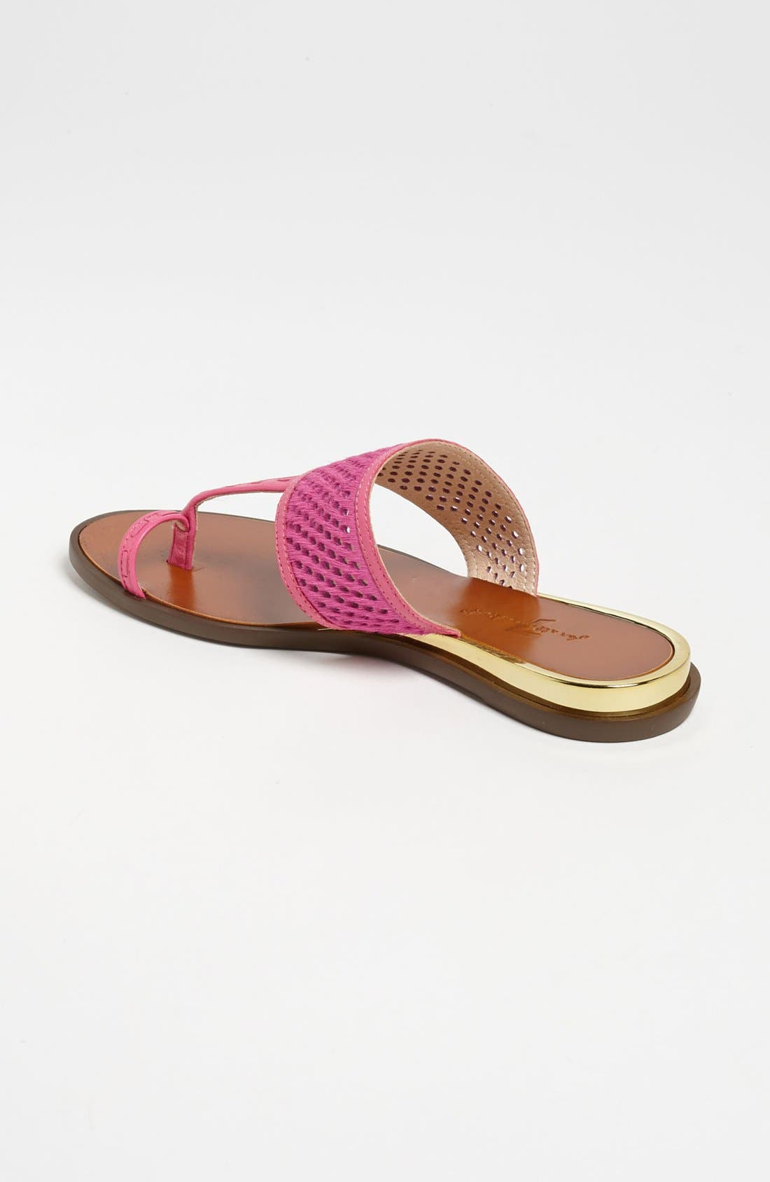 Alternate Image 2  - 7 For All Mankind® 'Makenna' Toe Loop Sandal (Online Only)