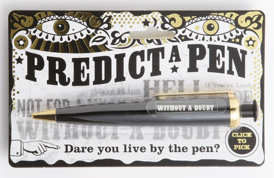 Main Image - Predict-a-Pen