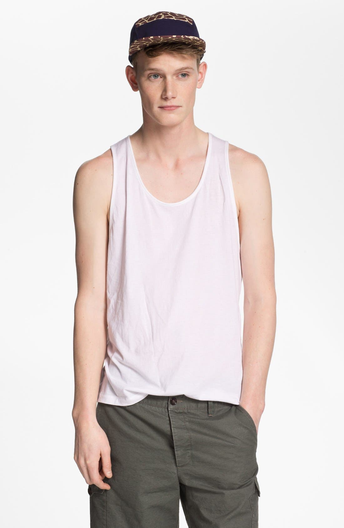 Alternate Image 1 Selected - Topman Tank Top
