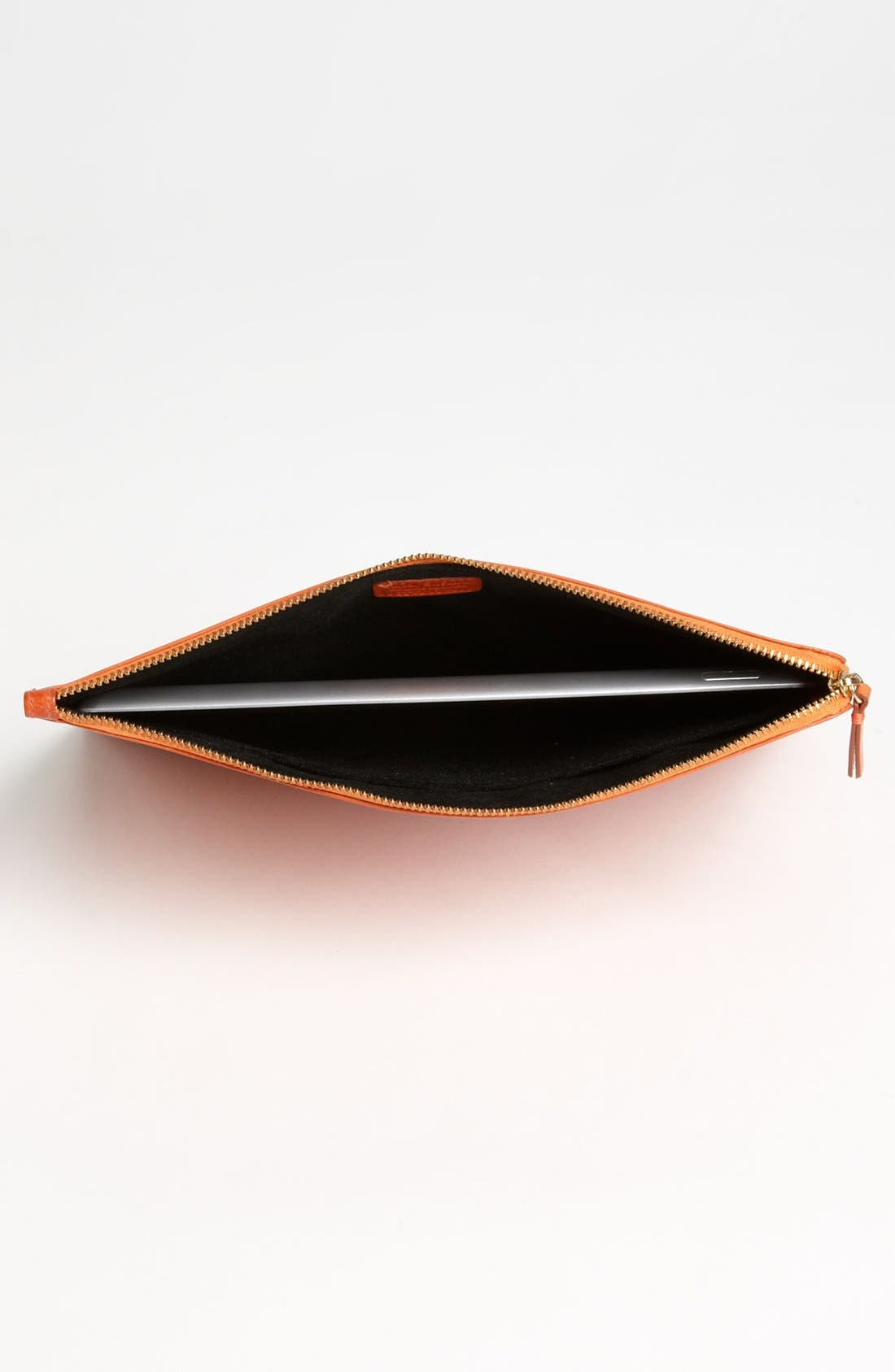 Alternate Image 3  - Paul Smith Accessories Burnished Leather Tablet Case