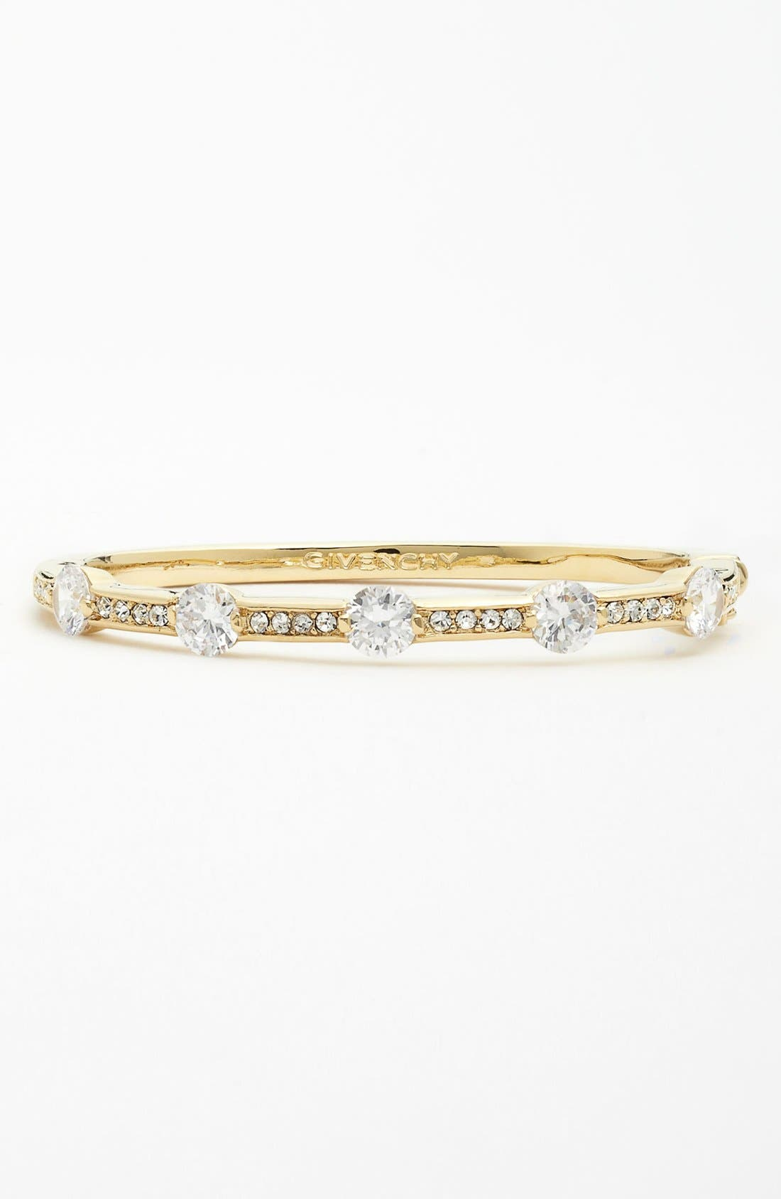 Main Image - Givenchy Crystal Hinged Bangle