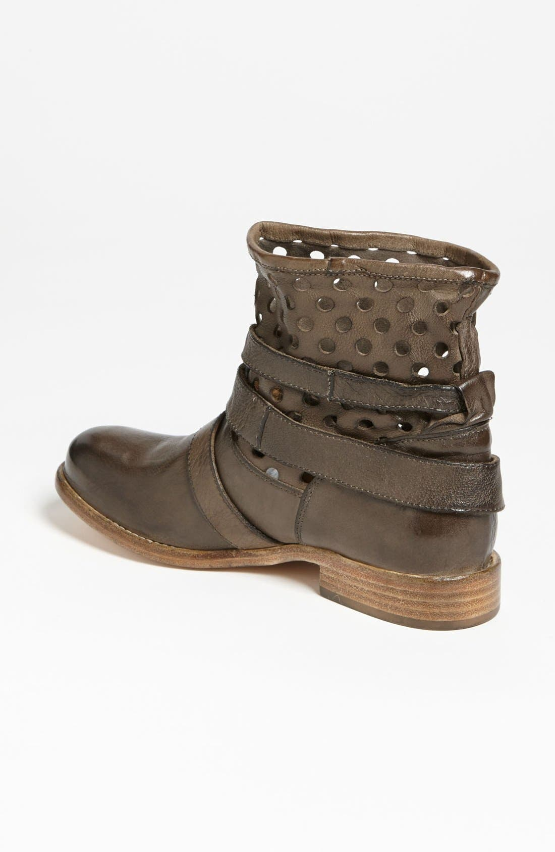 Alternate Image 2  - Giove Perforated Ankle Boot