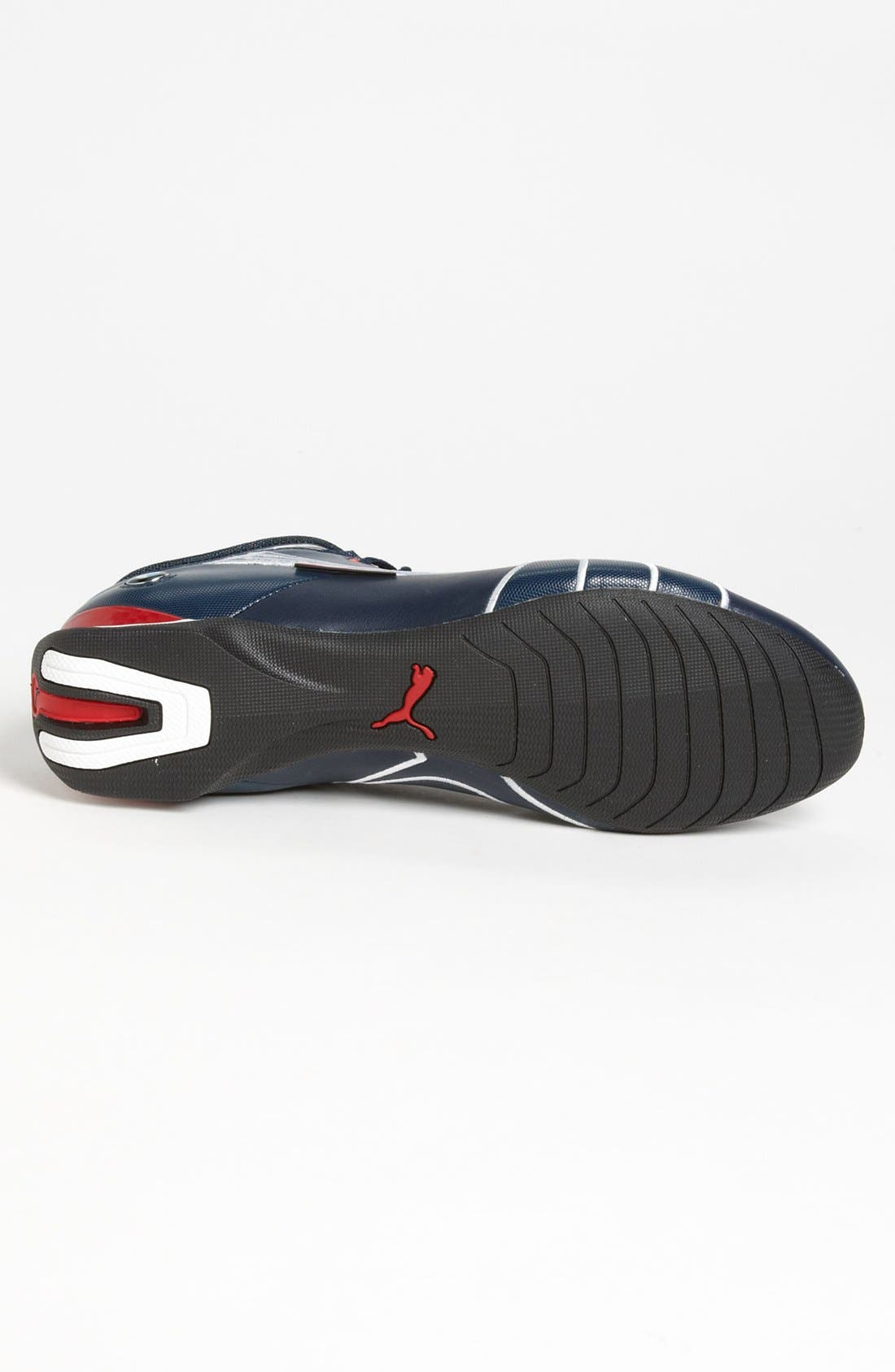 Alternate Image 4  - PUMA 'BMW Future Cat M1 Big' Sneaker (Men)