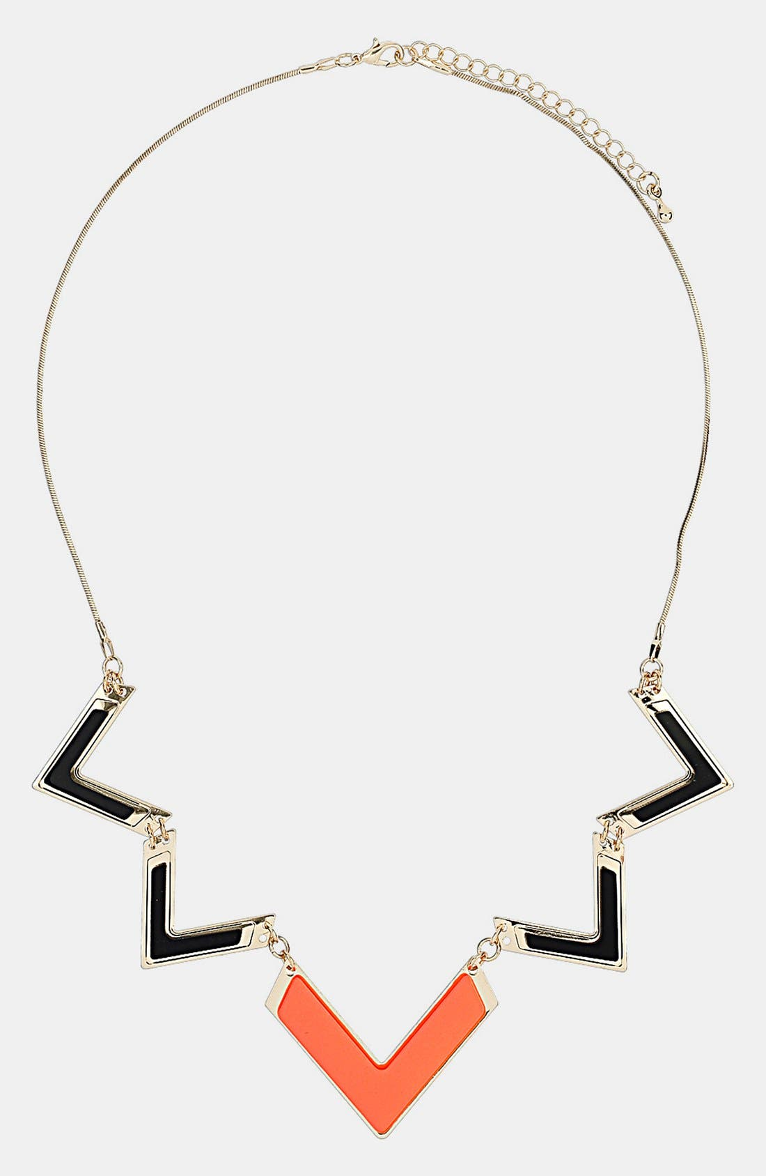 Alternate Image 1 Selected - Topshop Statement Necklace