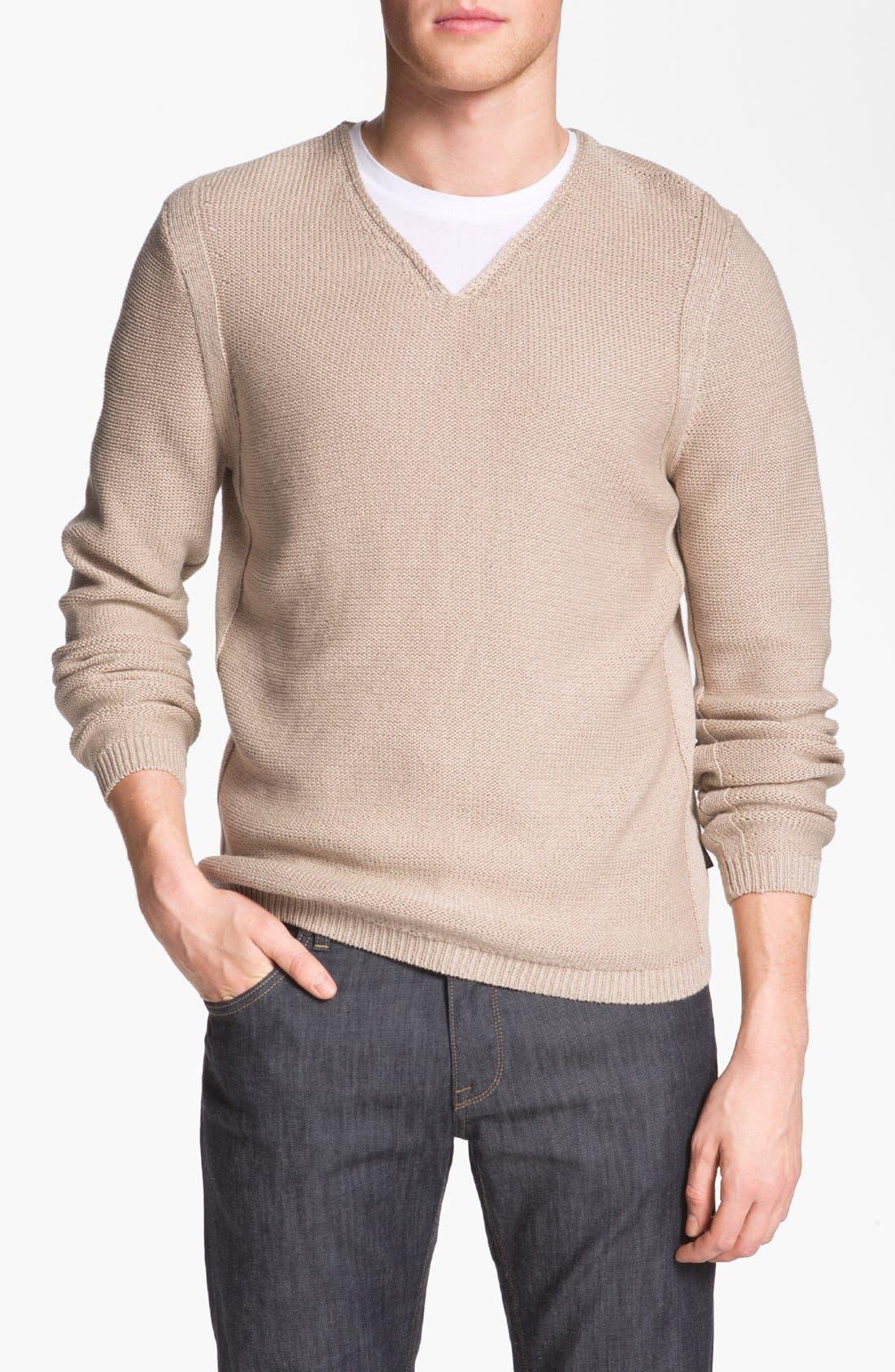Alternate Image 1 Selected - BOSS HUGO BOSS 'Filip' Sweater