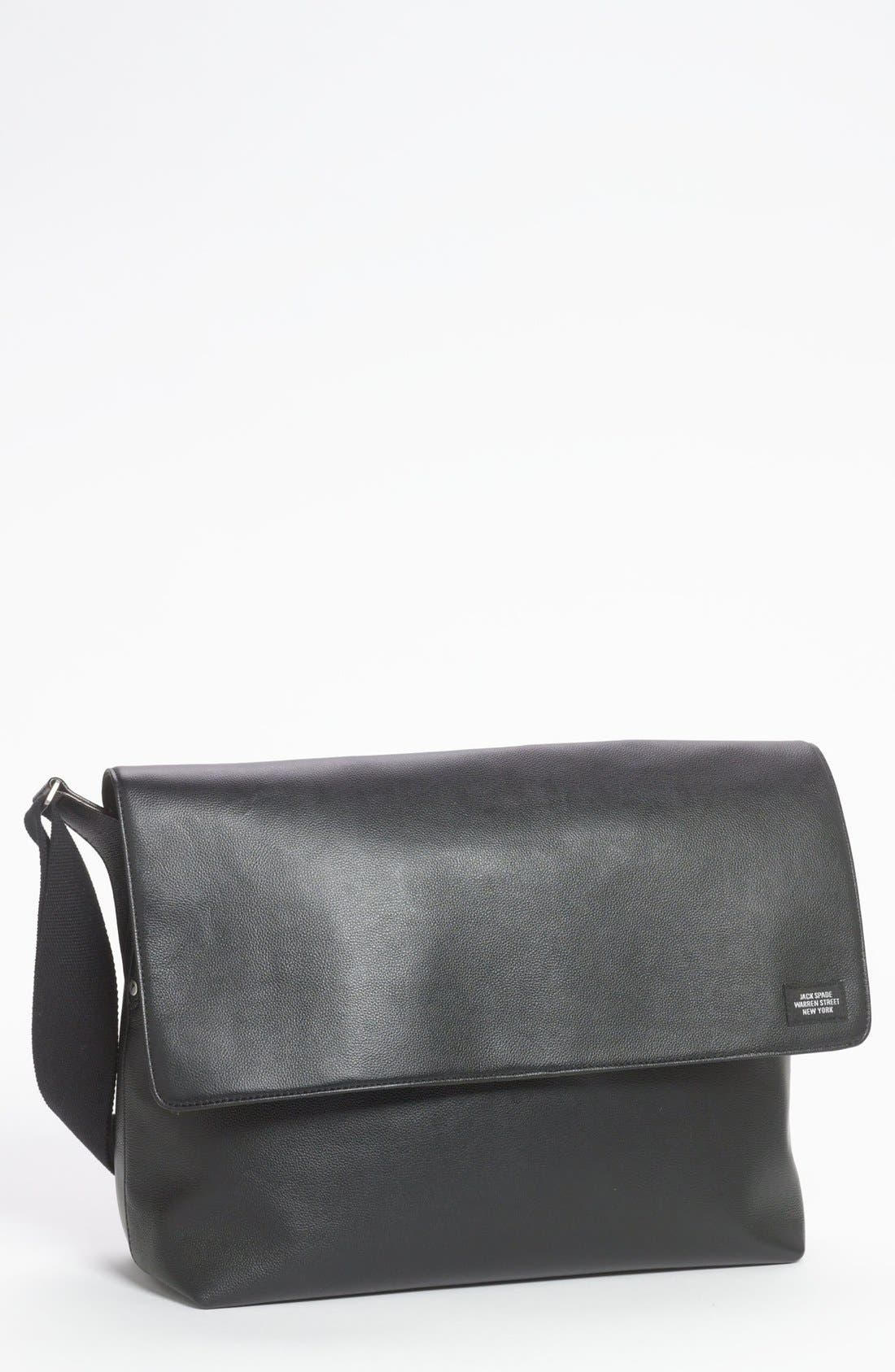 Alternate Image 1 Selected - Jack Spade 'Field' Messenger Bag