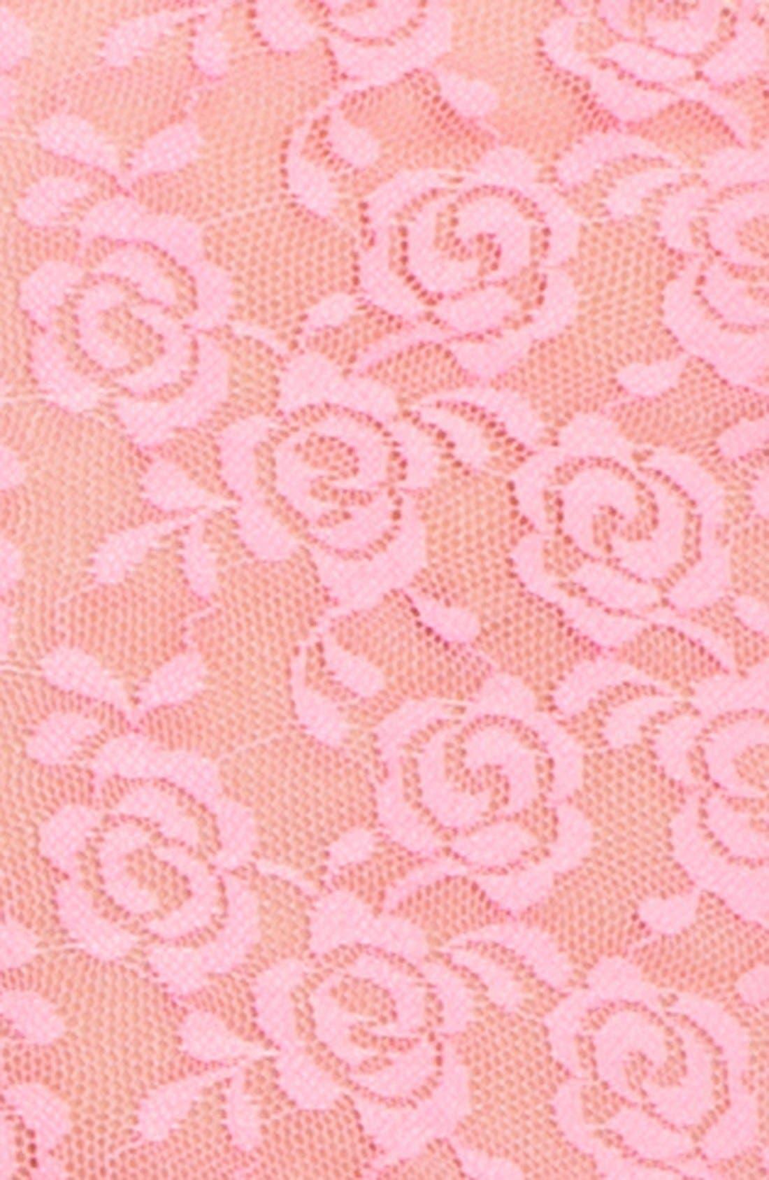 Alternate Image 3  - Steve Madden 'Beneath It All' Lace Shorts