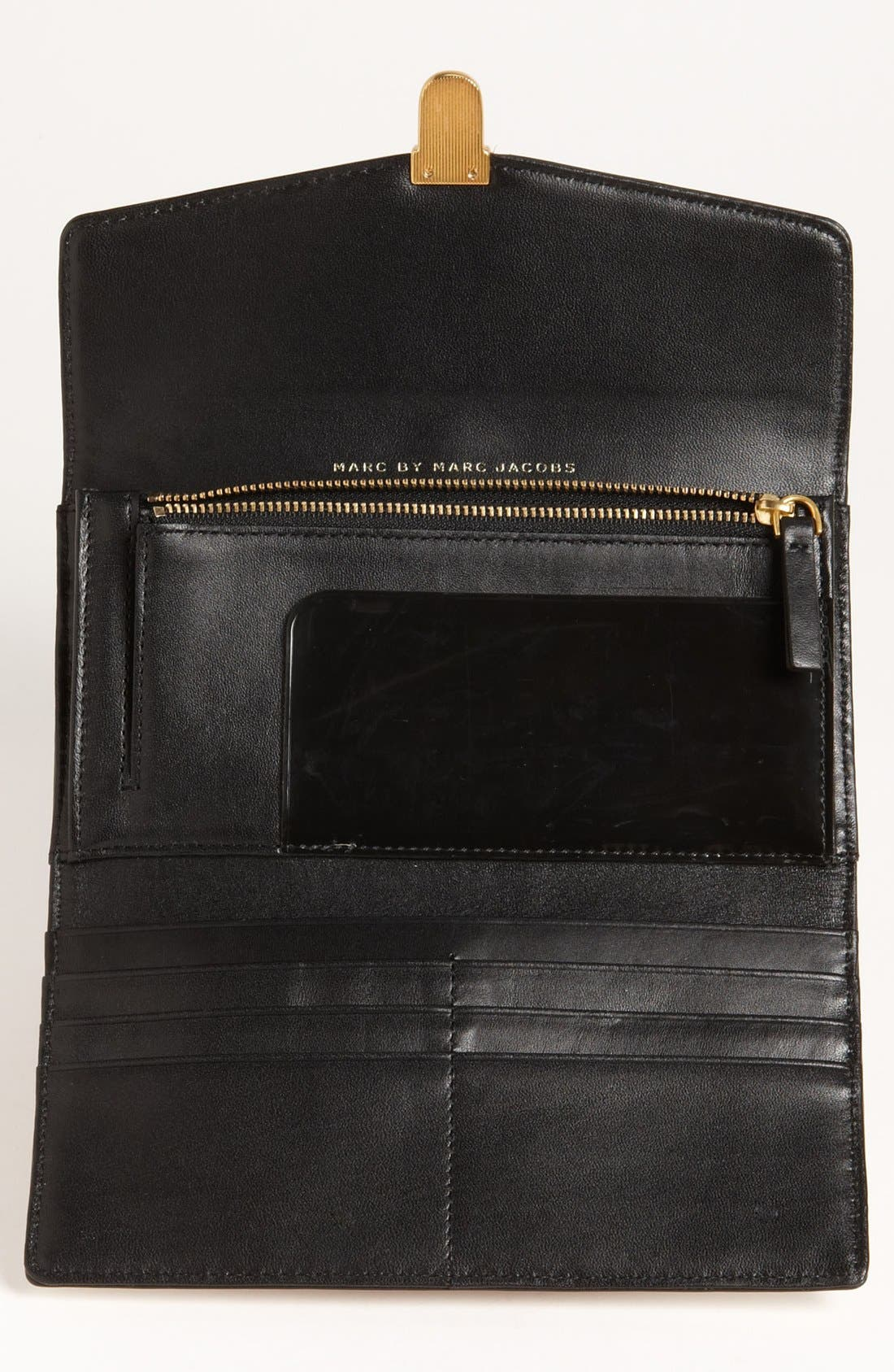 Alternate Image 3  - MARC BY MARC JACOBS 'Top Chicret' Colorblocked Wallet