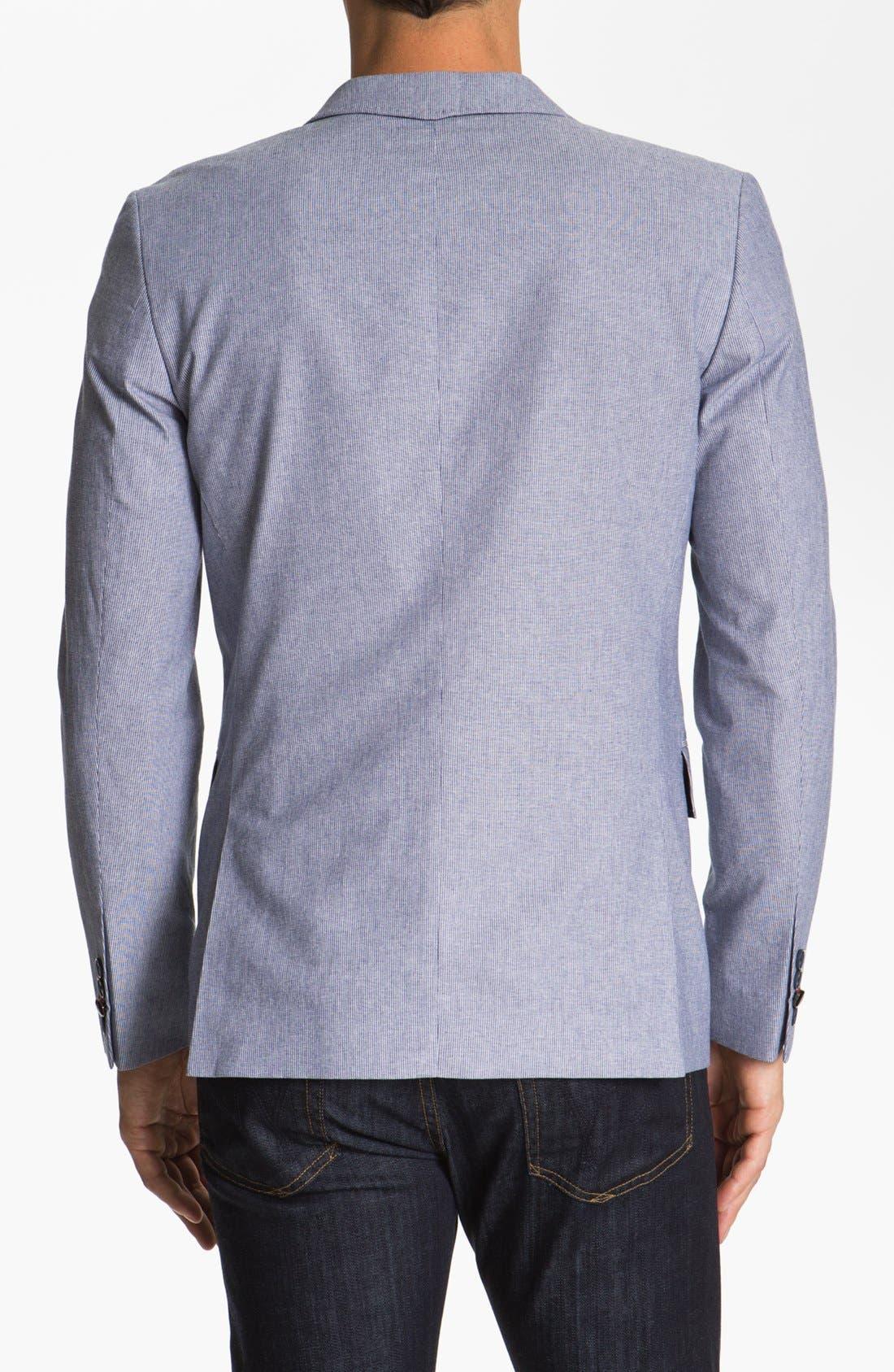Alternate Image 2  - Howe Cotton Blazer