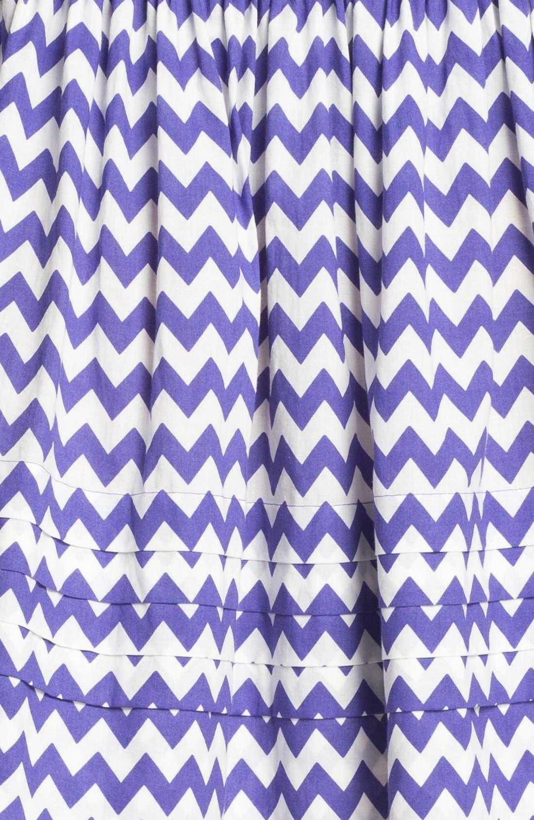 Alternate Image 3  - kate spade new york 'sidney' stripe skirt