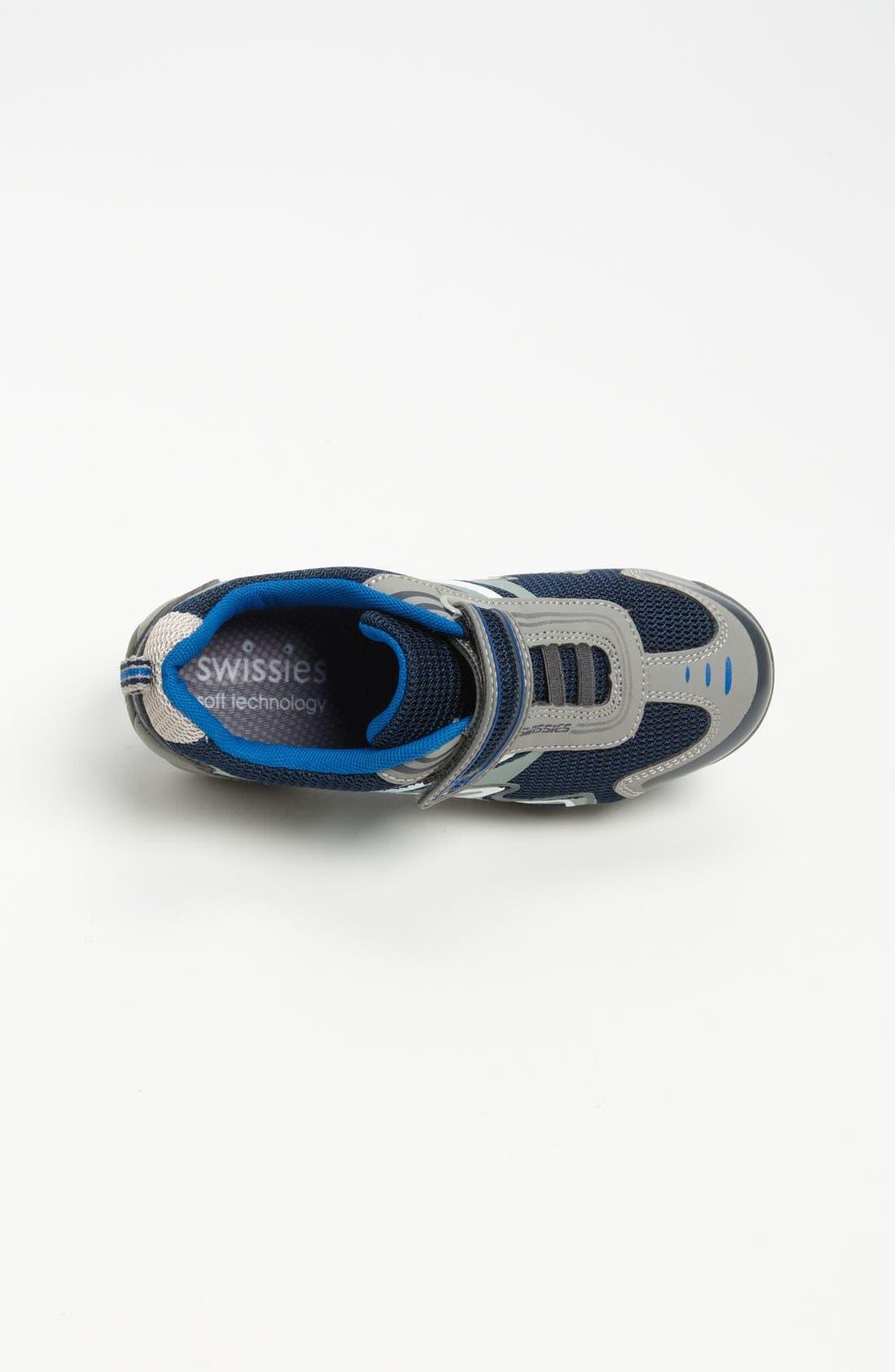 Alternate Image 3  - Swissies 'Speed' Sneaker (Toddler & Little Kid)