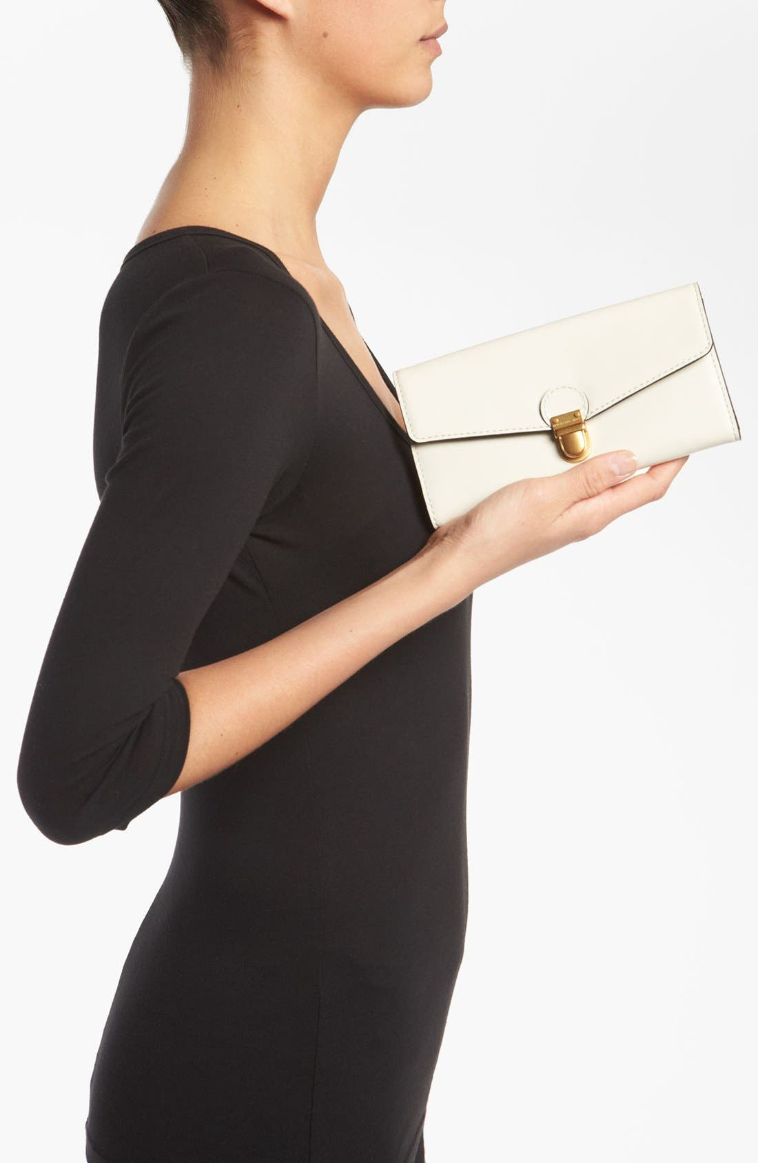 Alternate Image 2  - MARC BY MARC JACOBS 'Top Chicret' Colorblocked Wallet