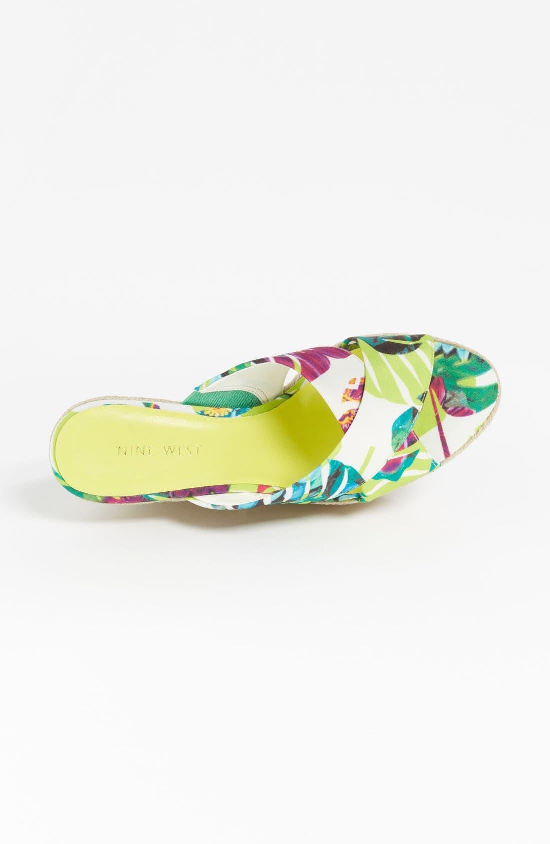Alternate Image 3  - Nine West 'Dashall' Sandal