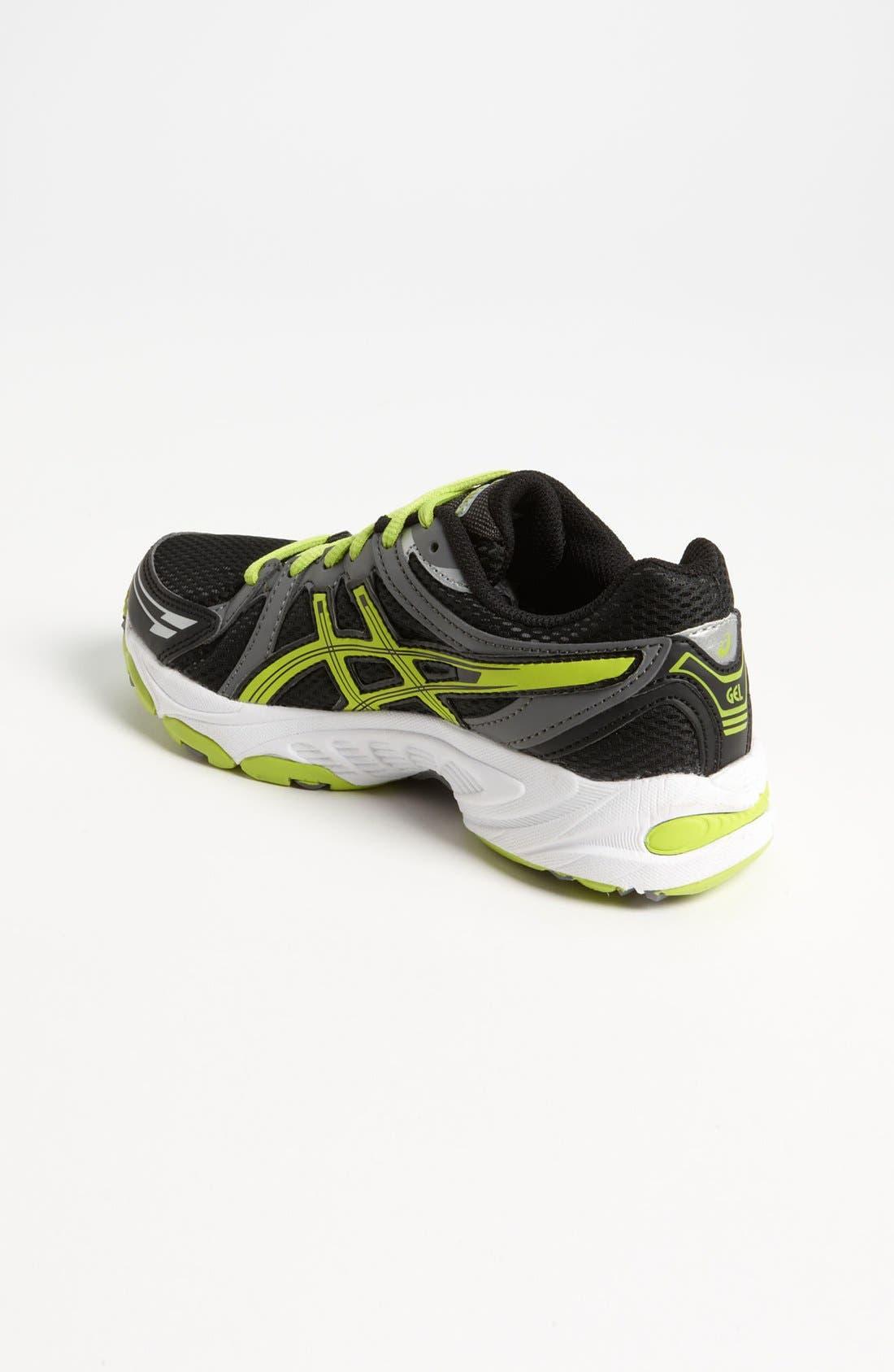 Alternate Image 2  - ASICS® 'GEL-Excite' Running Shoe (Big Kid)