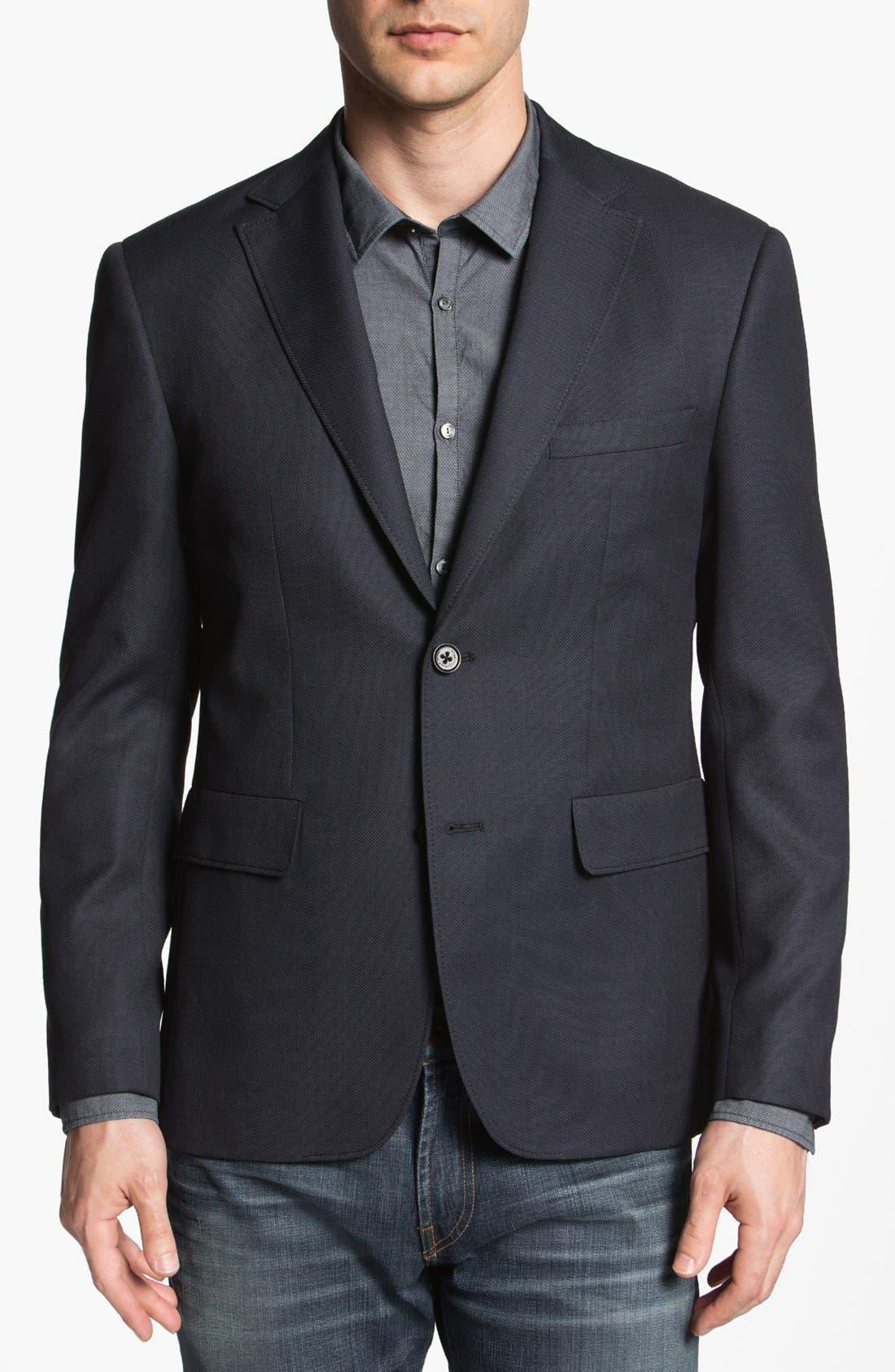 Alternate Image 1 Selected - BOSS Black 'Coastus' Sportcoat
