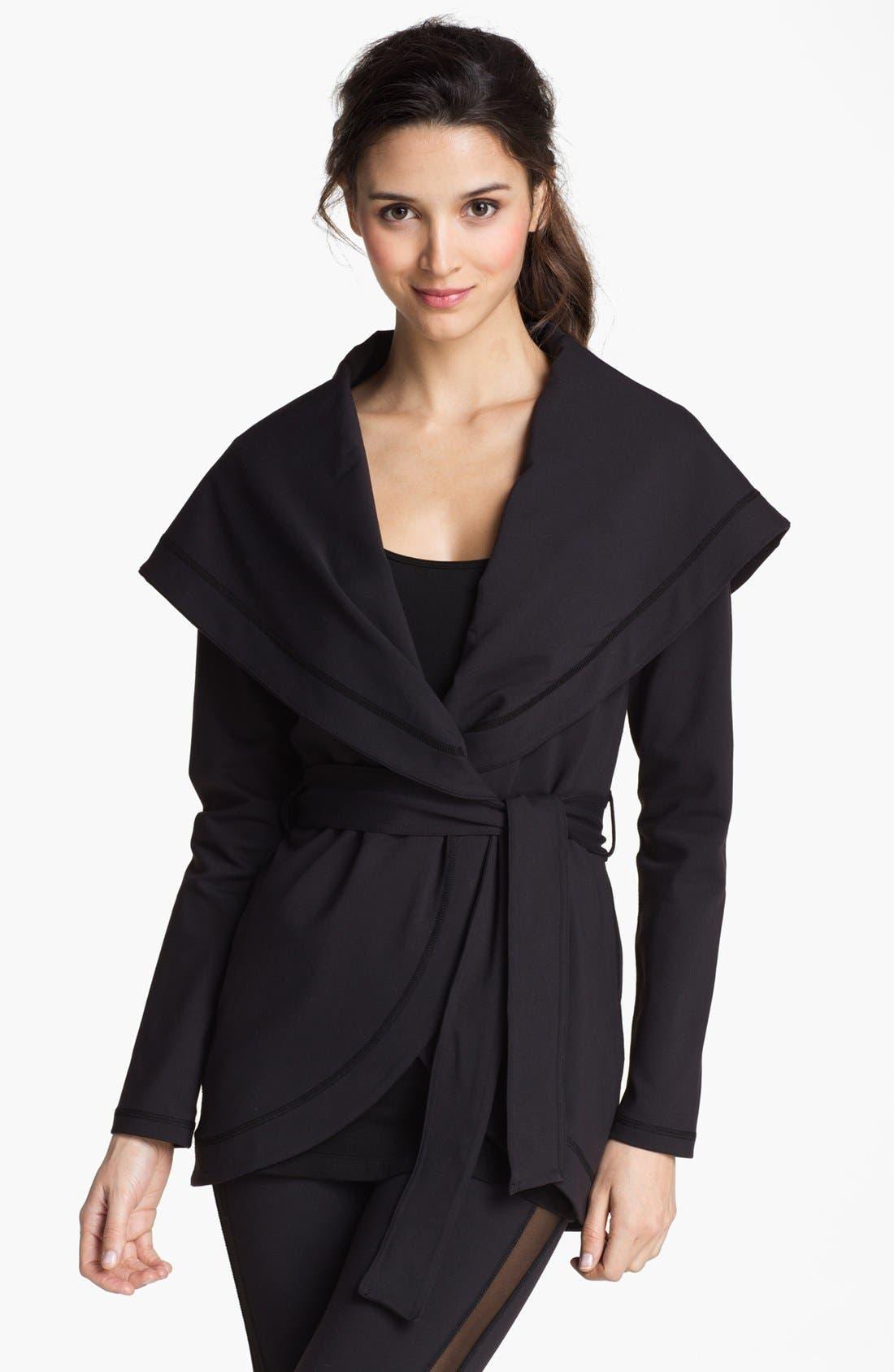 Alternate Image 1 Selected - Karma 'Ethel' Wrap Jacket