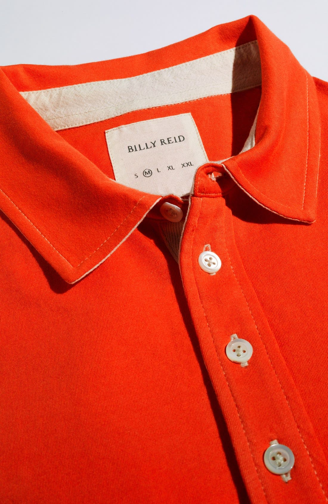 Alternate Image 3  - Billy Reid Pensacola Slim Fit Polo