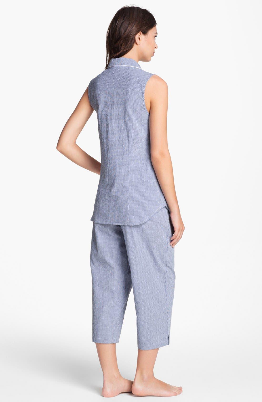 Alternate Image 2  - Eileen West 'Starfish Cove' Pajamas
