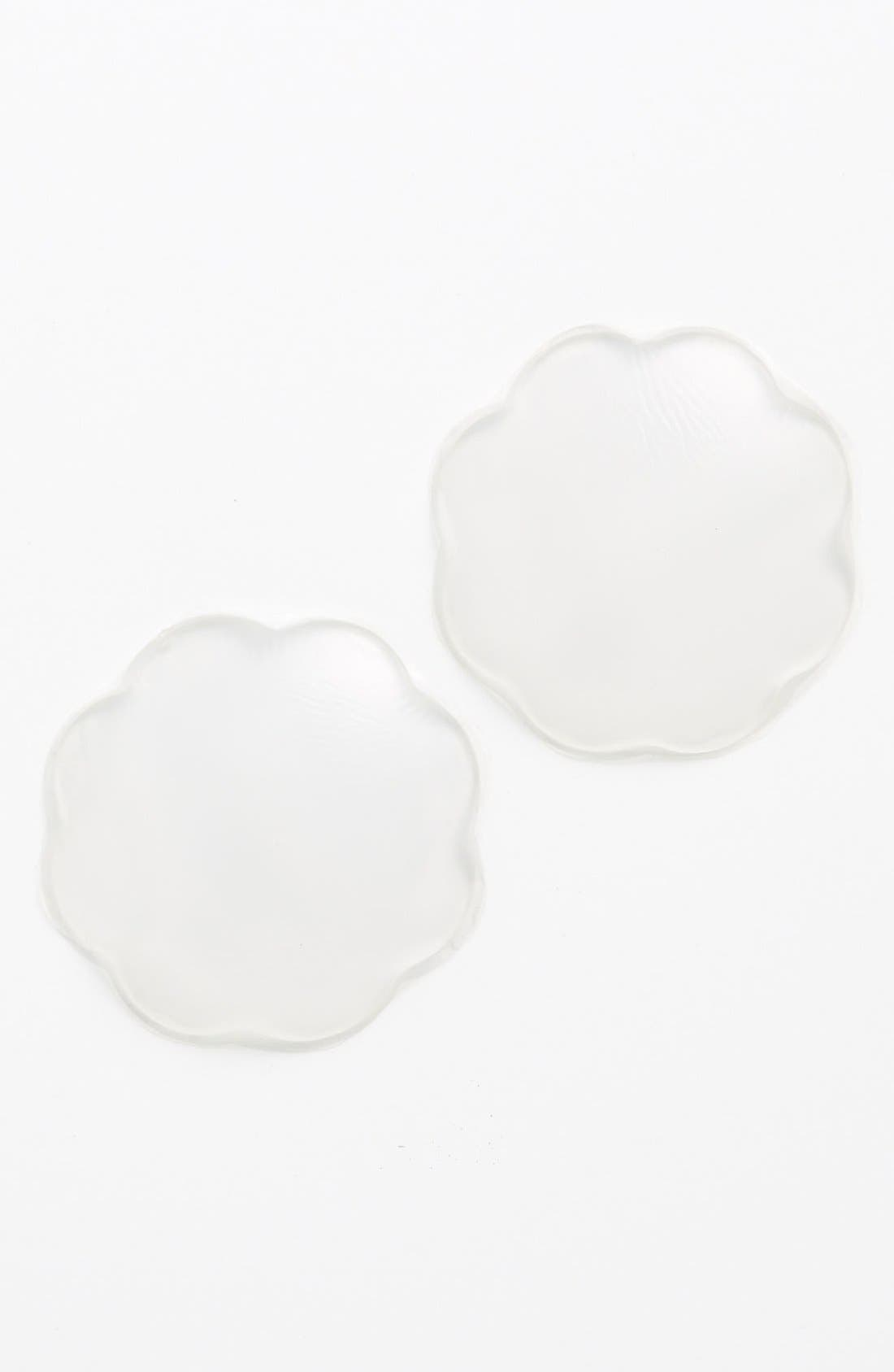 Alternate Image 2  - Bravo 'Smoothies' Clear Breast Petals