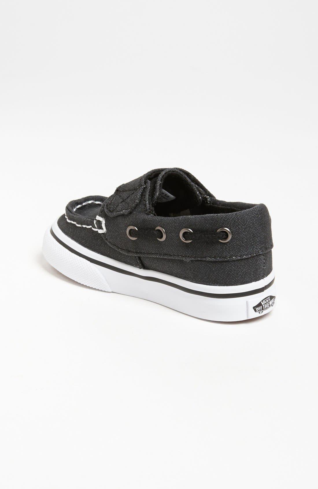 Alternate Image 2  - Vans 'Zapato Del Barco' Sneaker (Baby, Walker & Toddler)