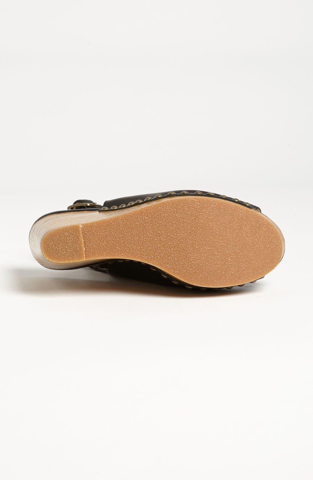 Alternate Image 4  - Steve Madden 'Tryffle' Wedge Sandal