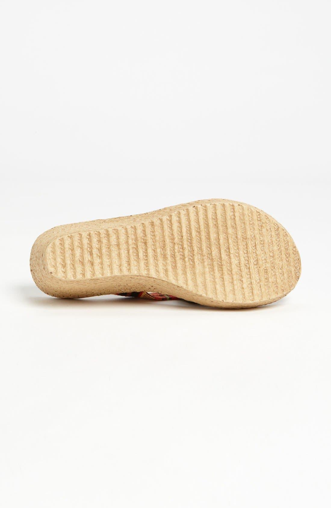 Alternate Image 4  - Sbicca 'Andes' Wedge Sandal