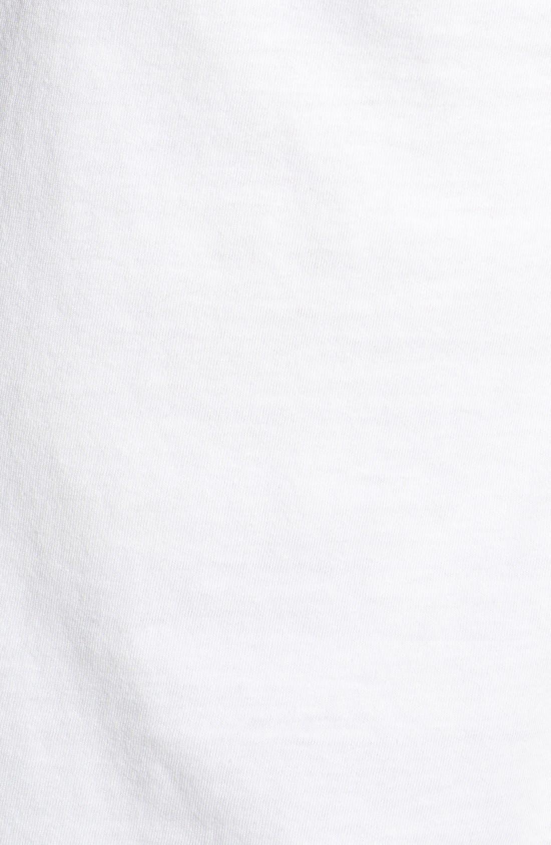 Alternate Image 3  - Red Jacket 'Marlins - Remote Control' T-Shirt