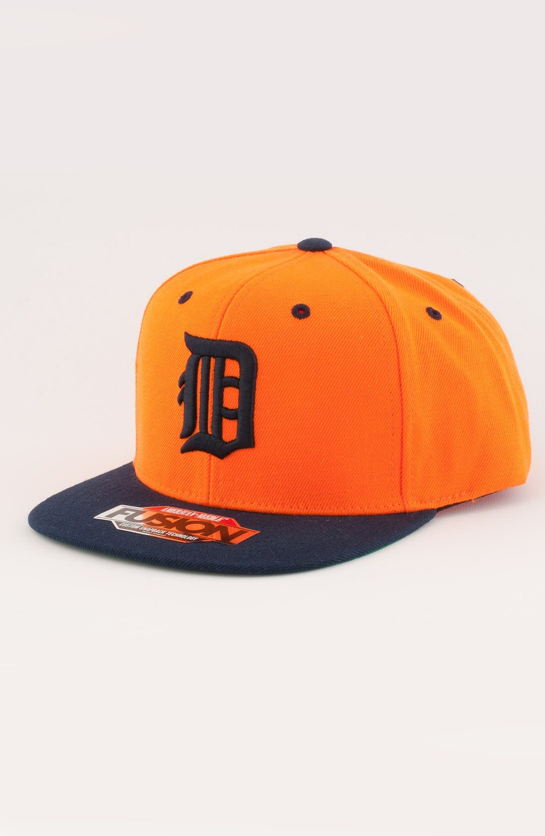 Alternate Image 1 Selected - American Needle 'Detroit Tigers - Back 2 Front' Snapback Baseball Cap
