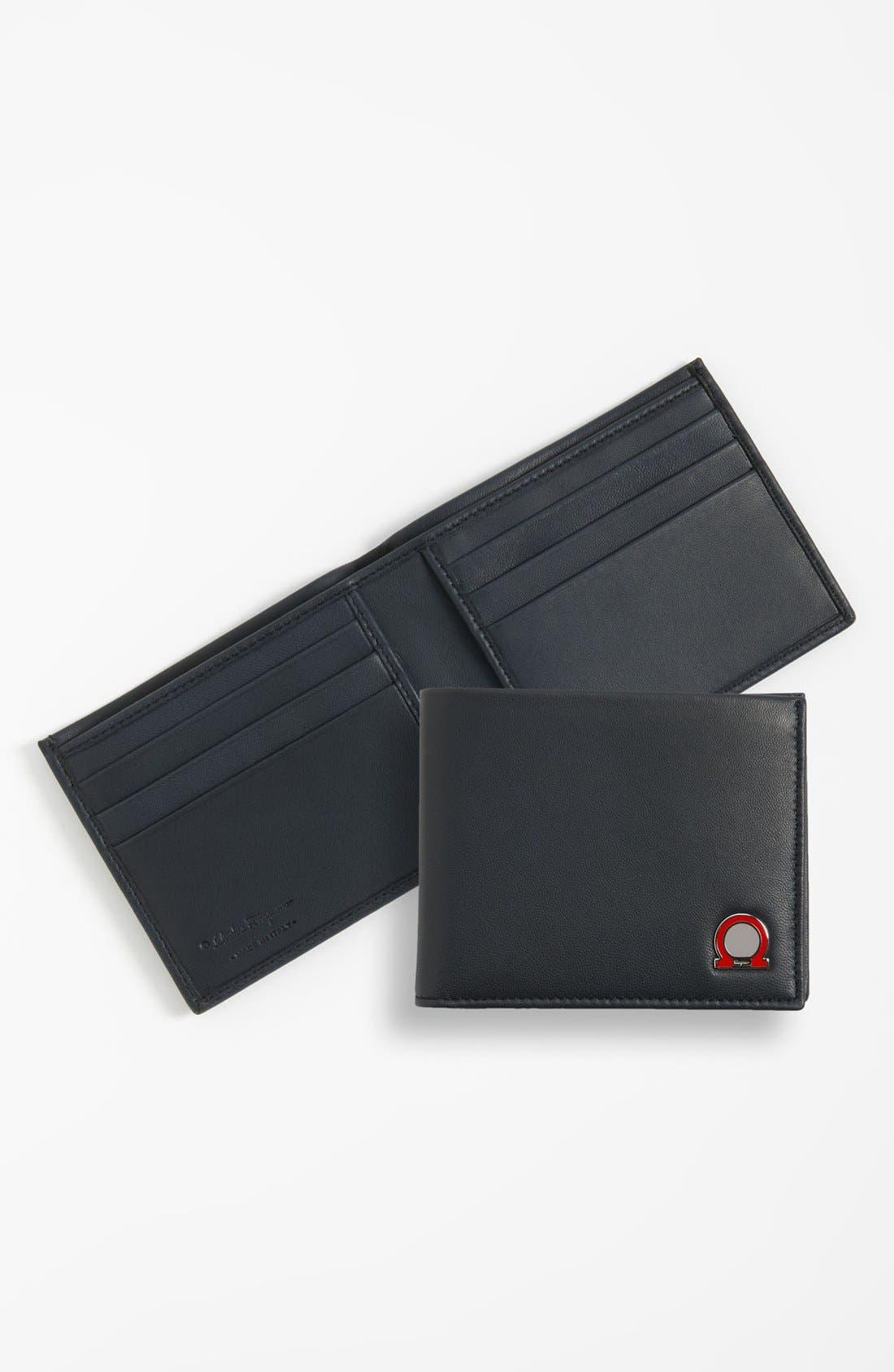 Alternate Image 1 Selected - Salvatore Ferragamo 'American - Tribute' Wallet