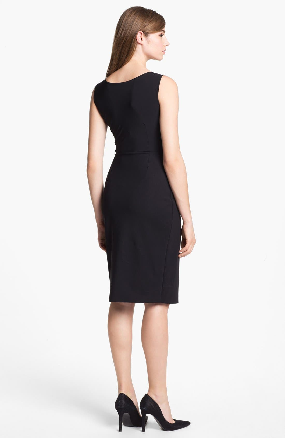 Alternate Image 2  - La Petite Robe by Chiara Boni Sleeveless Sheath Dress