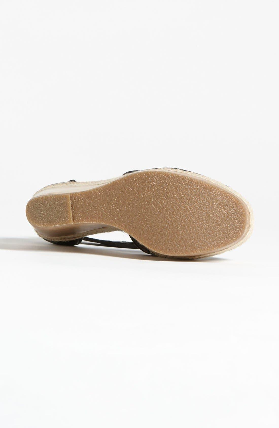 Alternate Image 4  - Topshop 'Whirlwind' Wedge Sandal