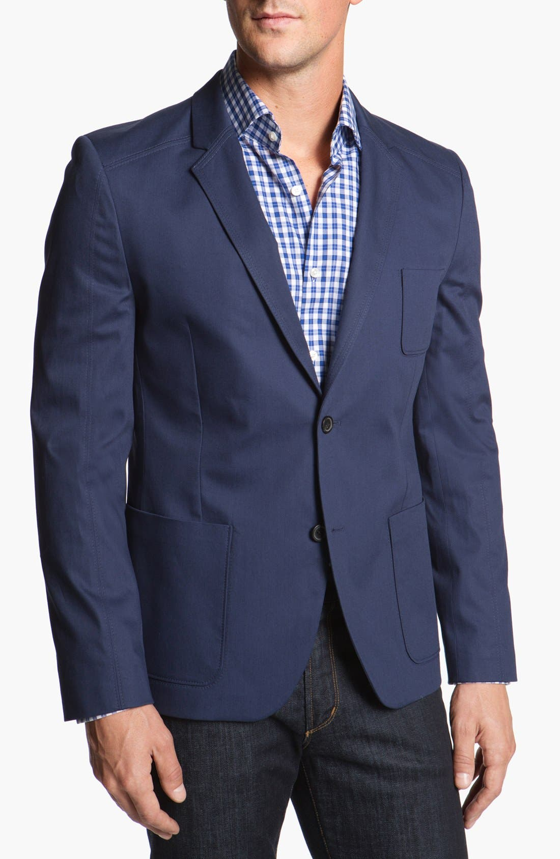 Alternate Image 1 Selected - HUGO 'Antero' Sportcoat