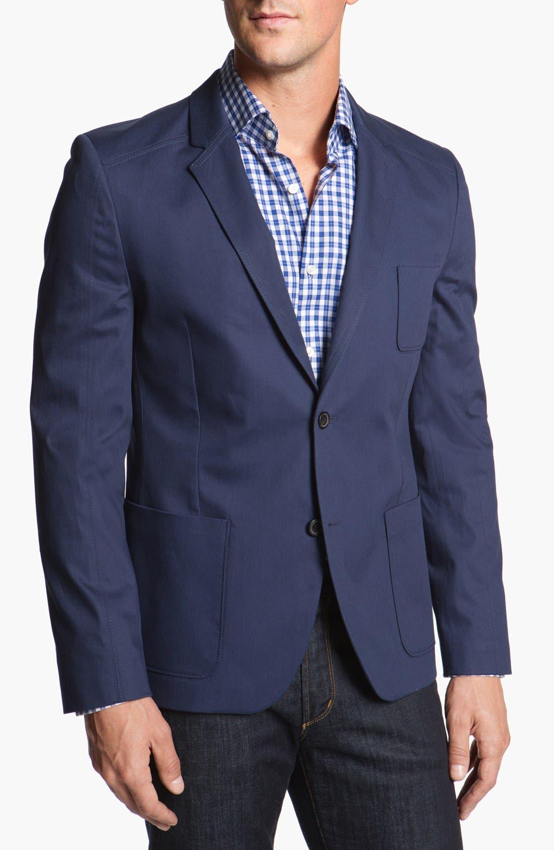 Main Image - HUGO 'Antero' Sportcoat