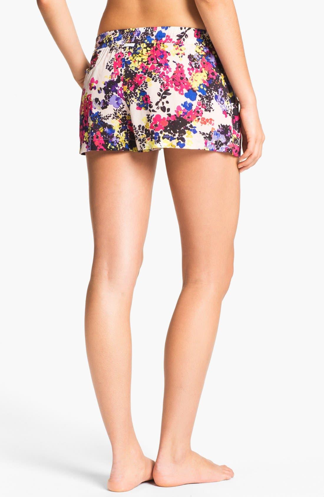 Alternate Image 2  - kensie 'Sunset Beach' Boxer Shorts