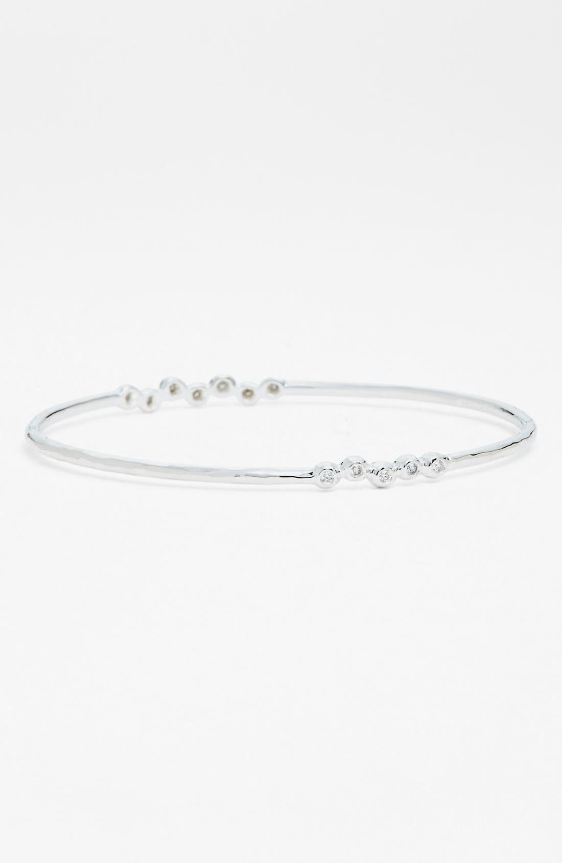 Alternate Image 2  - Ippolita 'Stella' Diamond Station Bangle