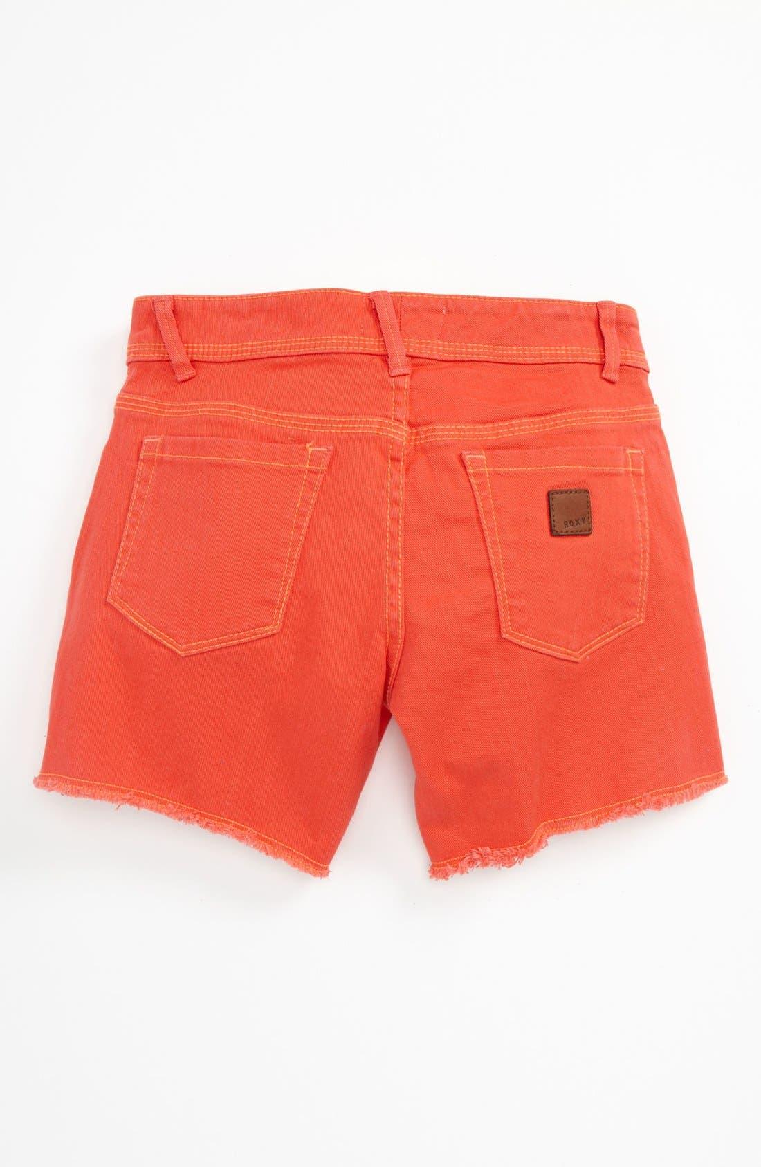 Main Image - Roxy 'Long Trippers' Bermuda Shorts (Big Girls)