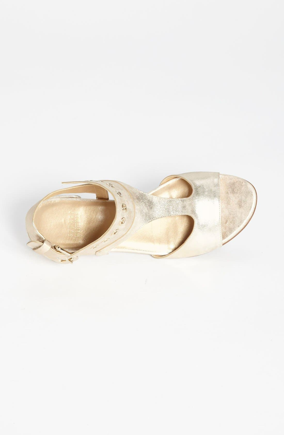 Alternate Image 3  - Stuart Weitzman 'Cuffy' Sandal