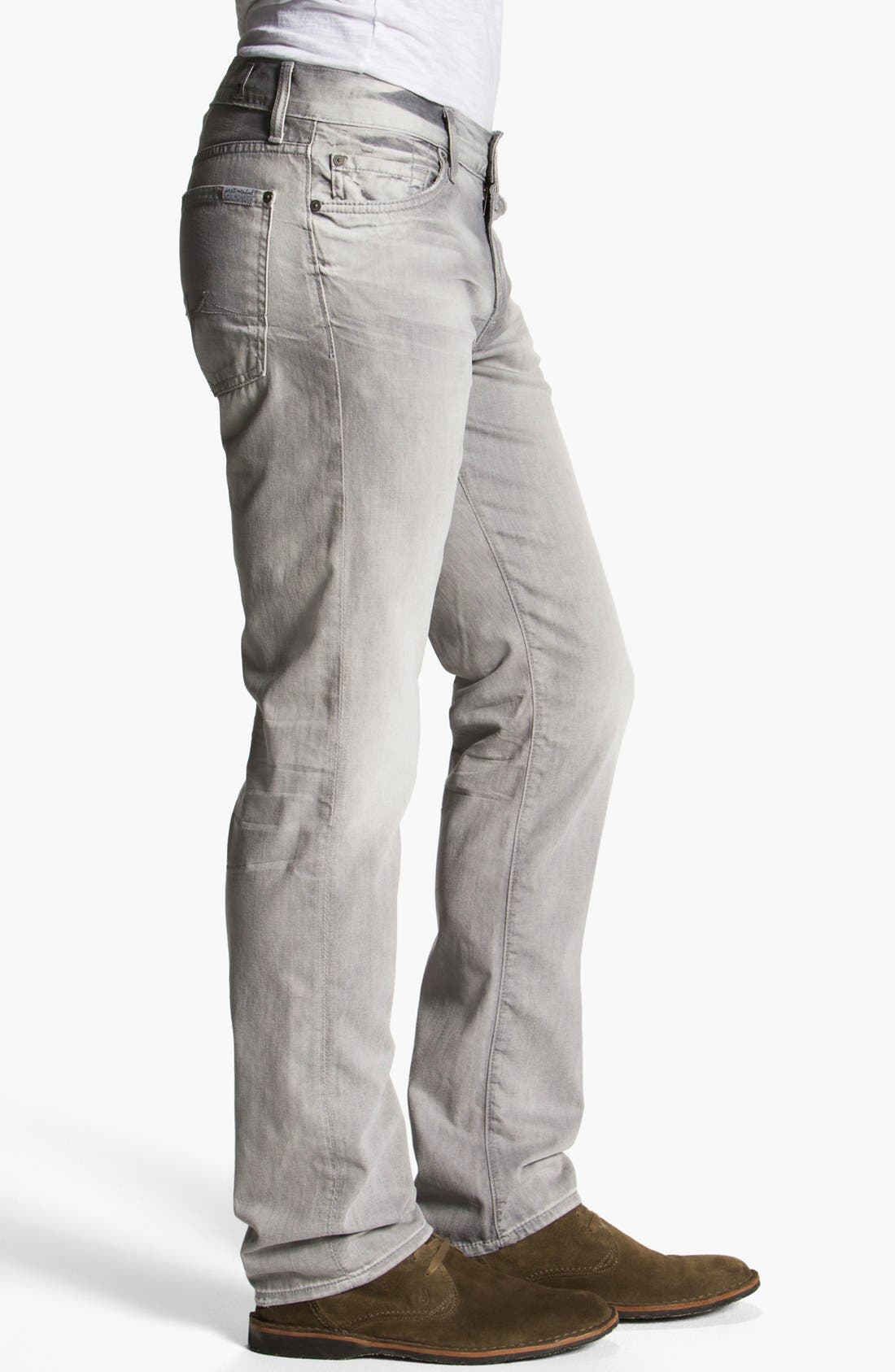 Alternate Image 3  - 7 For All Mankind 'Slimmy' Slim Fit Jeans (Cottage Grove)