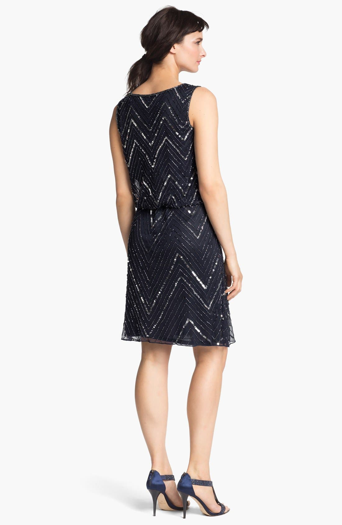 Alternate Image 2  - Pisarro Nights Embellished Mesh Dress