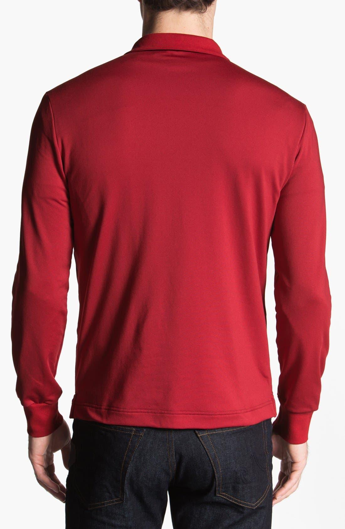 Alternate Image 2  - Victorinox Swiss Army® 'Langden' Quarter Zip Fleece Pullover