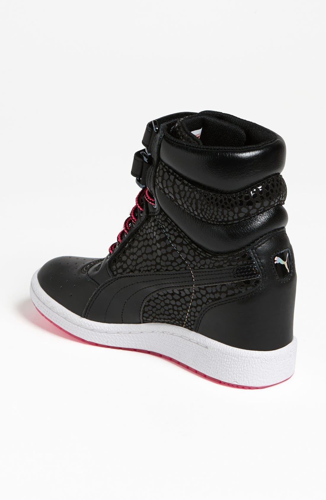 Alternate Image 2  - PUMA 'Sky Wedge' Sneaker (Women)