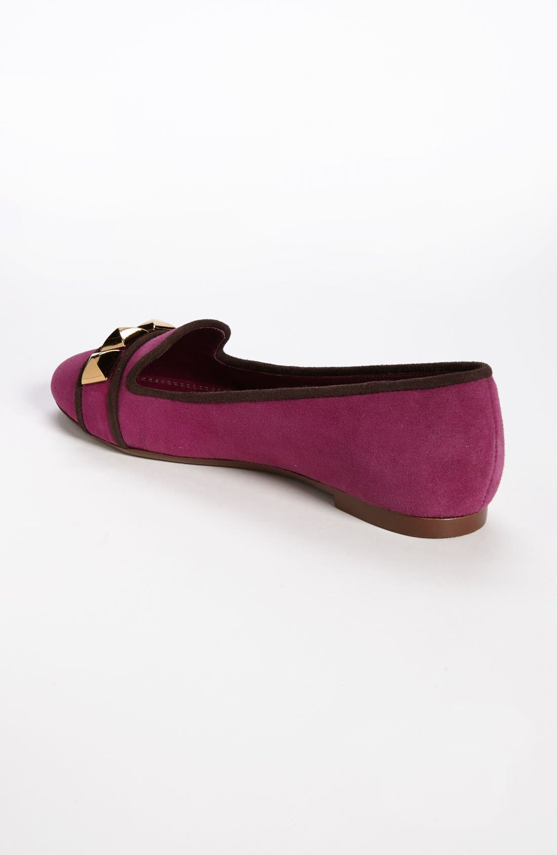 Alternate Image 2  - Tory Burch 'Asher' Loafer Flat (Online Only Color)