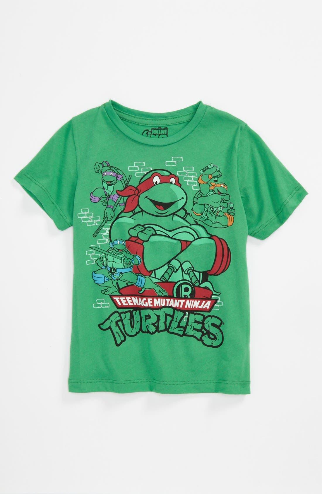 Main Image - Mighty Fine 'Rafael & Gang' T-Shirt (Little Boys)