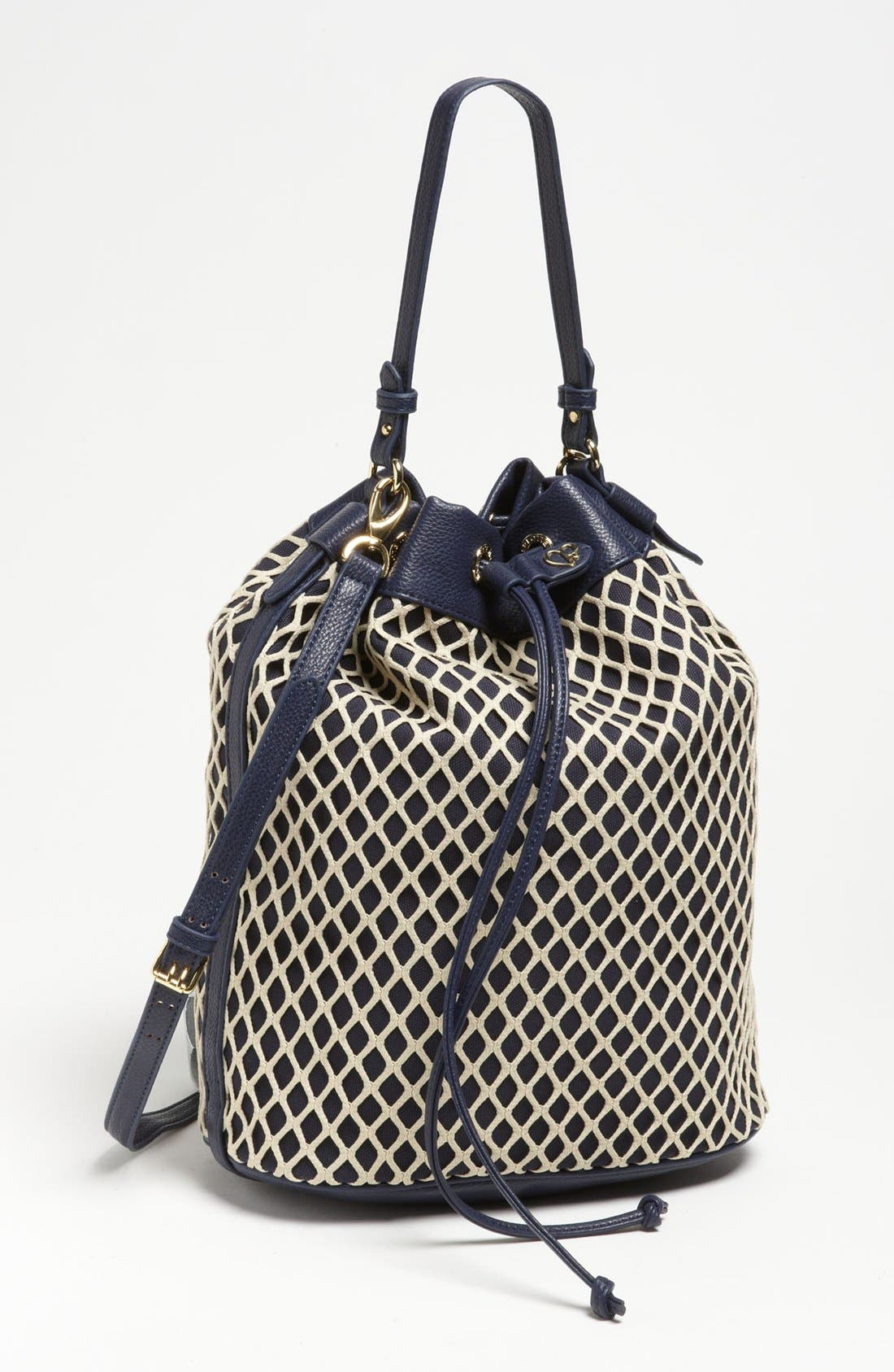 Alternate Image 1 Selected - Charlotte Ronson 'Marine' Drawstring Hobo