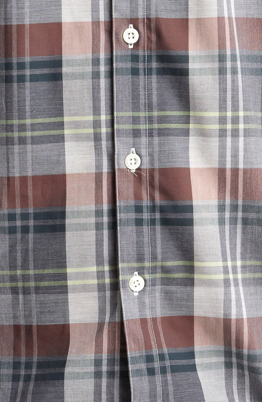 Alternate Image 3  - Billy Reid 'John T' Plaid Woven Shirt