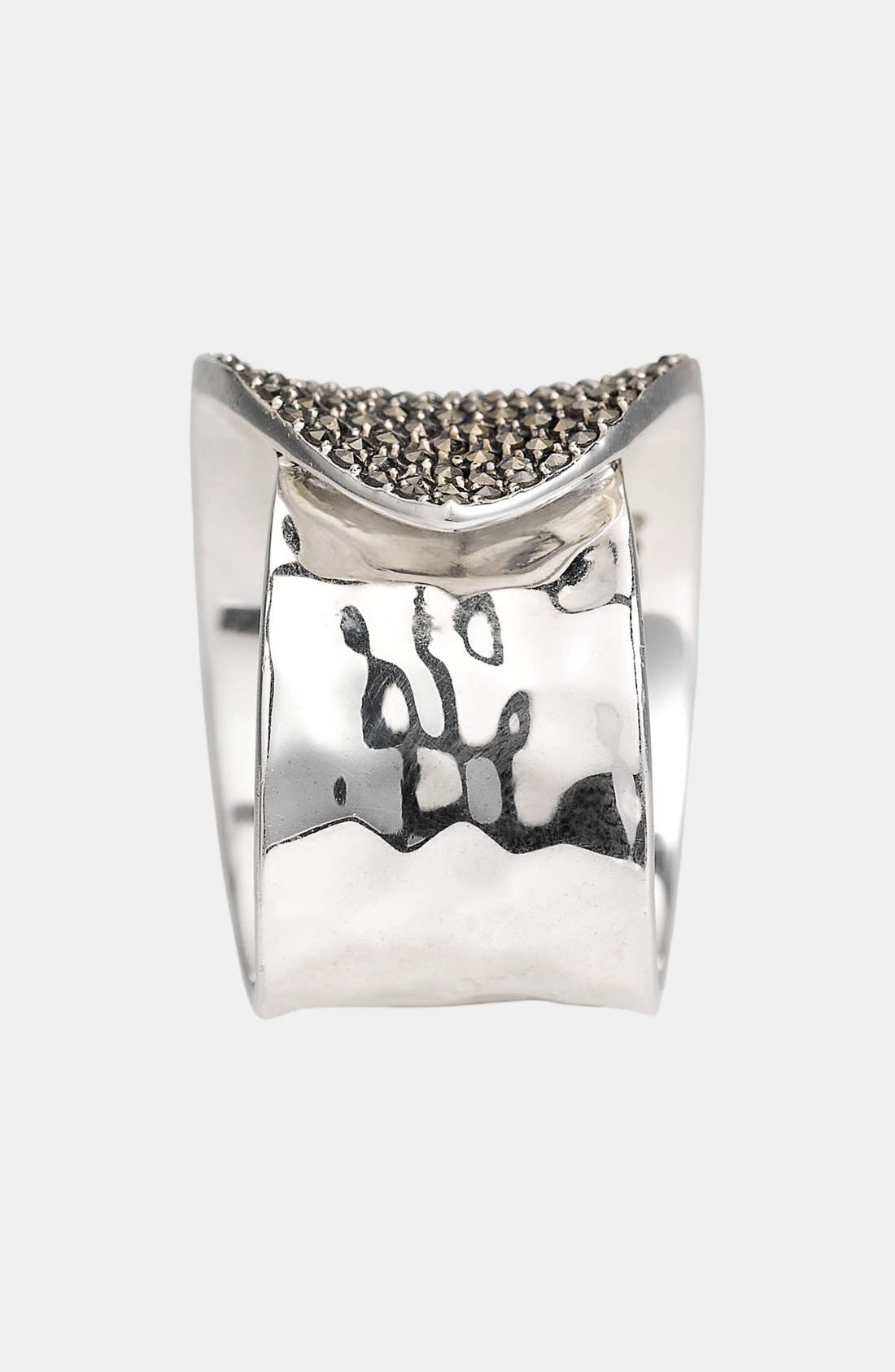Alternate Image 2  - Judith Jack 'Silver Rain' Wrap Cocktail Ring (Nordstrom Exclusive)
