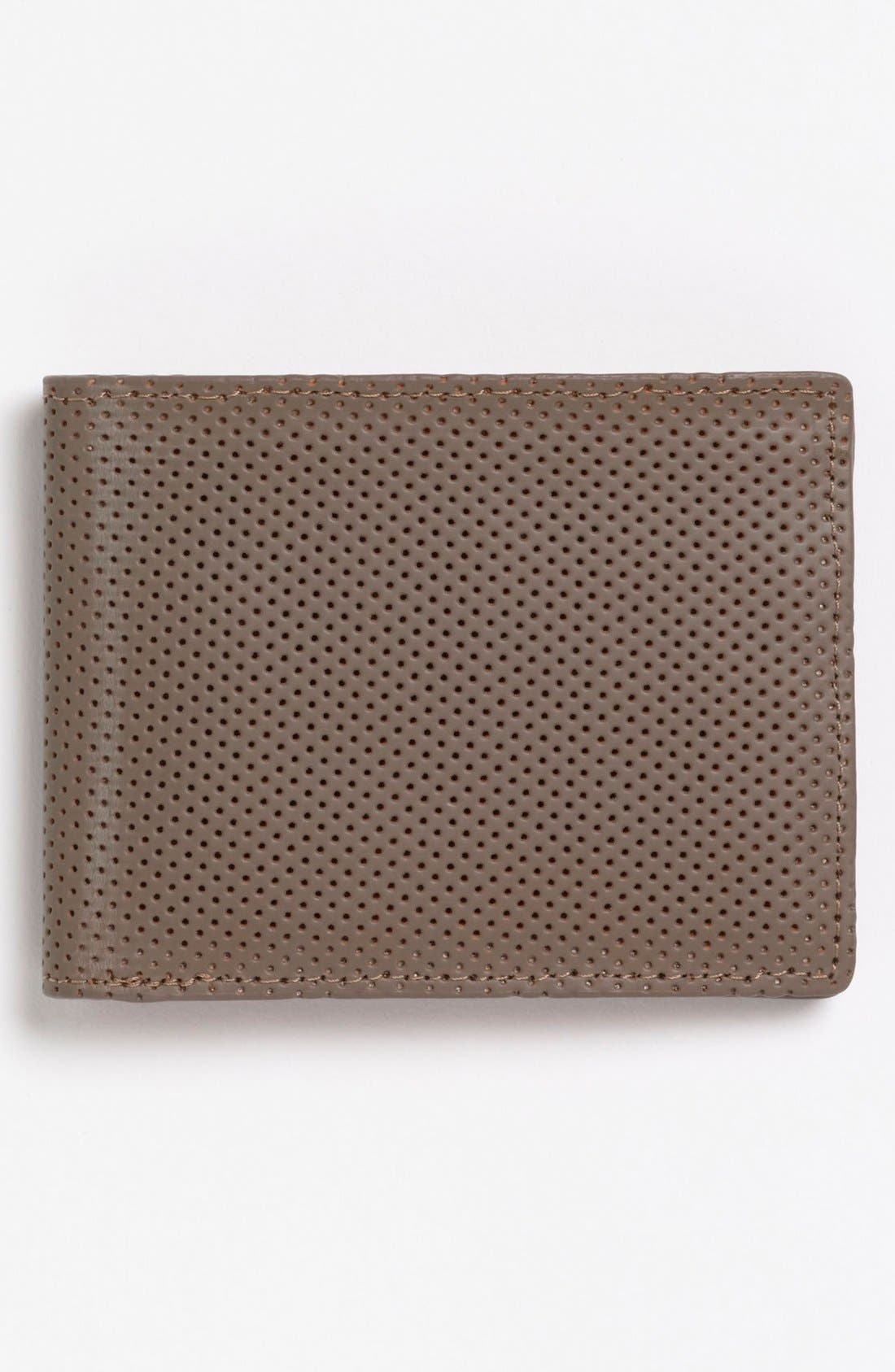 Alternate Image 2  - J Fold 'Microperf' Slimfold Wallet